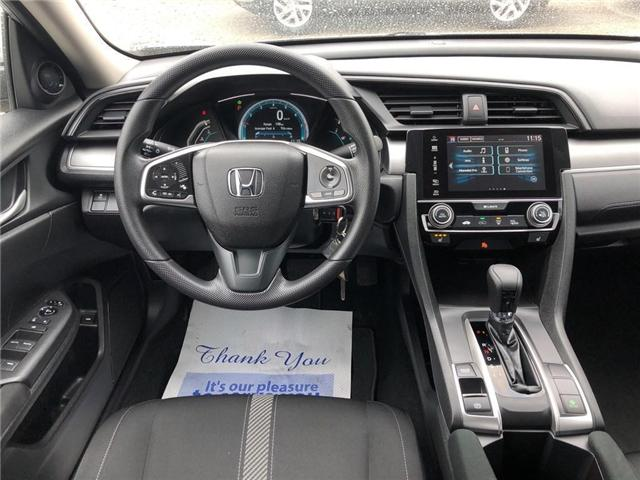 2017 Honda Civic LX (Stk: 56857A) in Scarborough - Image 10 of 20