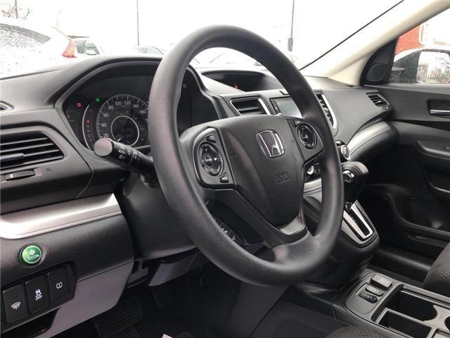 2016 Honda CR-V SE (Stk: 57508A) in Scarborough - Image 10 of 22