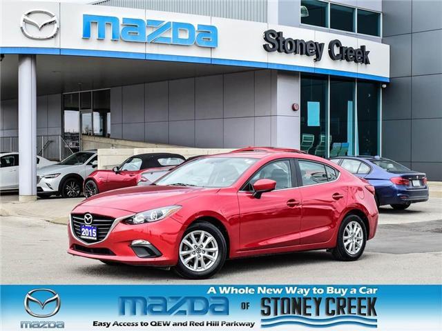 2015 Mazda Mazda3 GS (Stk: SU1109) in Hamilton - Image 1 of 18