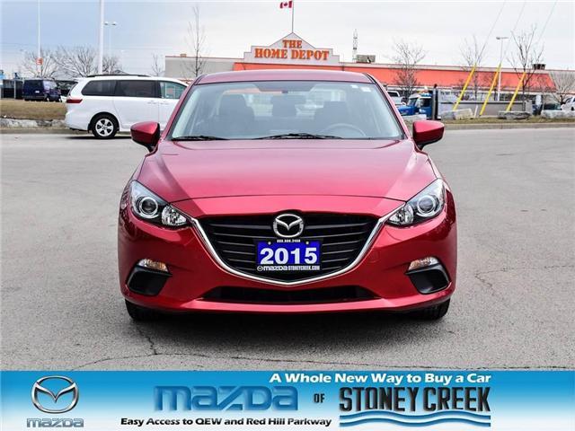 2015 Mazda Mazda3 GS (Stk: SU1109) in Hamilton - Image 2 of 18