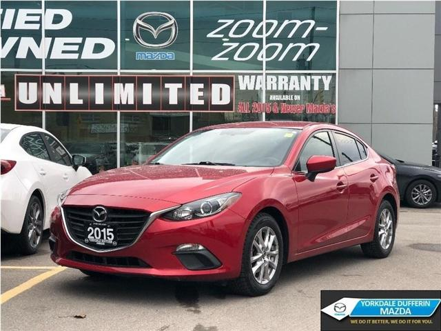 2015 Mazda Mazda3 GS (Stk: P1824) in Toronto - Image 1 of 22