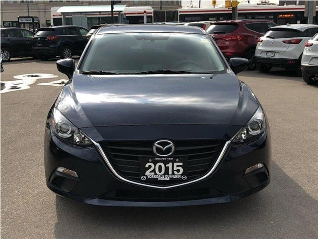 2015 Mazda Mazda3 GS (Stk: 18645A) in Toronto - Image 8 of 22