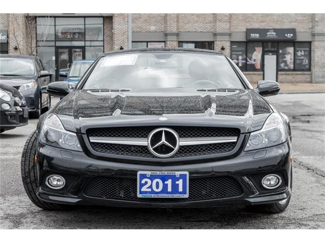 2011 Mercedes-Benz SL-Class Base (Stk: P0378) in Richmond Hill - Image 2 of 18