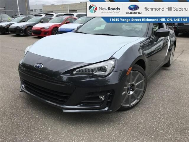 2018 Subaru BRZ  (Stk: 30917) in RICHMOND HILL - Image 1 of 17