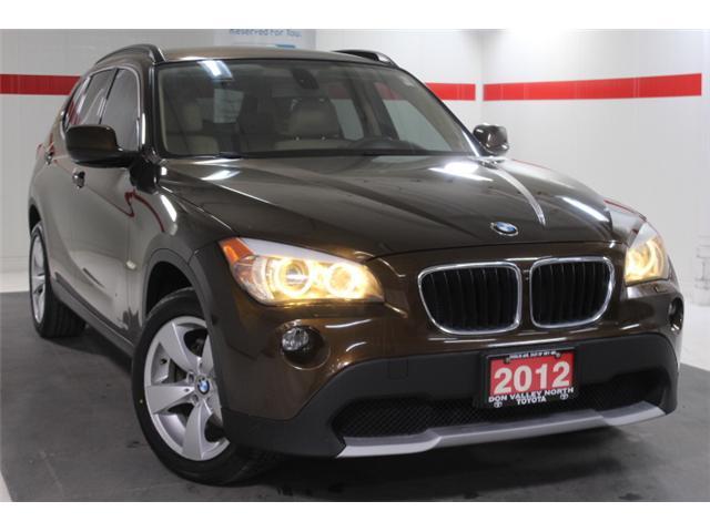 2012 BMW X1 xDrive28i (Stk: 297663S) in Markham - Image 1 of 23