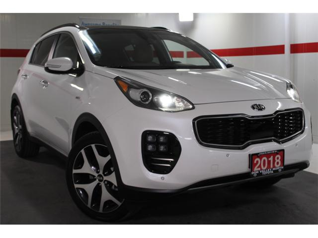 2018 Kia Sportage SX Turbo (Stk: 297701S) in Markham - Image 1 of 22