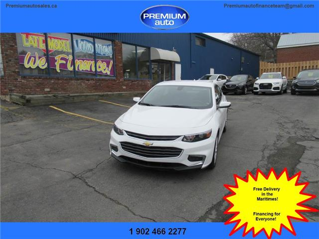 2018 Chevrolet Malibu LT (Stk: 219572) in Dartmouth - Image 2 of 26