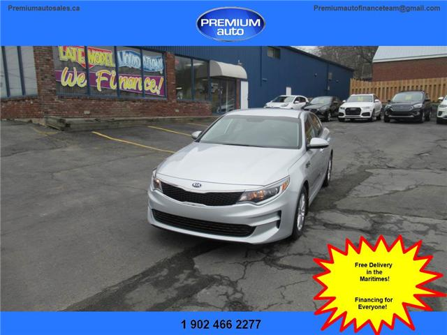 2018 Kia Optima LX (Stk: 255466) in Dartmouth - Image 1 of 23