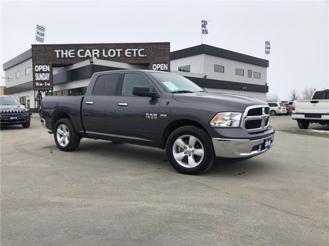 2018 RAM 1500 SLT (Stk: 19133) in Sudbury - Image 1 of 11