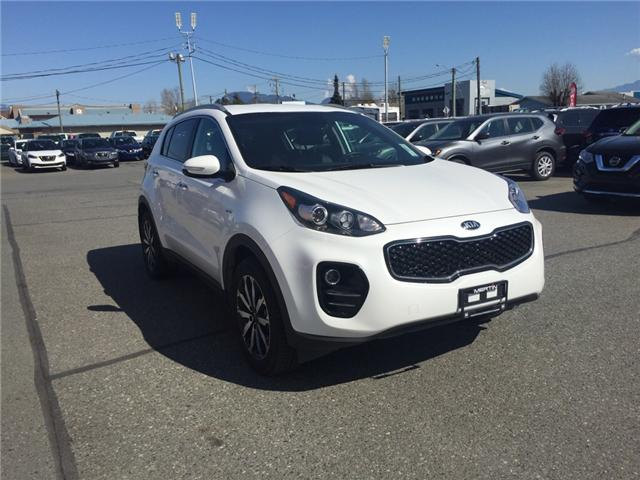 2019 Kia Sportage EX (Stk: N19-0043P) in Chilliwack - Image 2 of 16