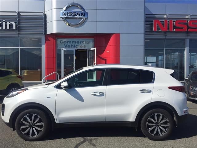 2019 Kia Sportage EX (Stk: N19-0043P) in Chilliwack - Image 7 of 16