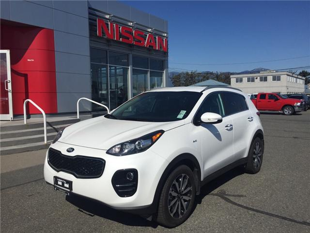 2019 Kia Sportage EX (Stk: N19-0043P) in Chilliwack - Image 1 of 16