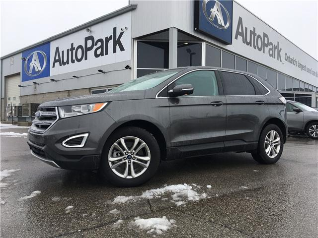 2018 Ford Edge SEL (Stk: 18-81592RMB) in Barrie - Image 1 of 30