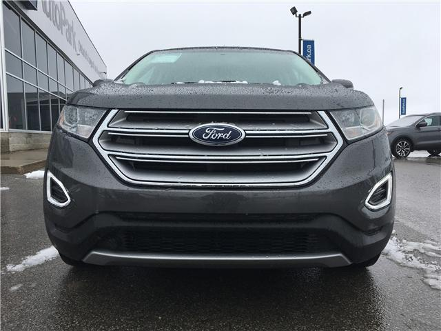 2018 Ford Edge SEL (Stk: 18-81592RMB) in Barrie - Image 2 of 30