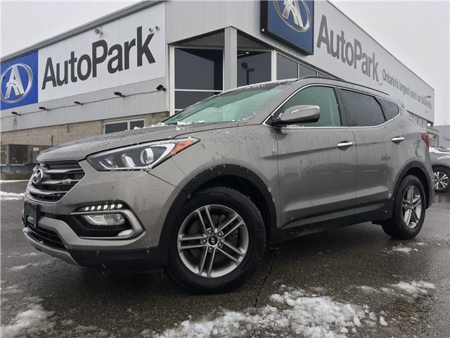 2018 Hyundai Santa Fe Sport 2.4 Luxury (Stk: 18-71441RJB) in Barrie - Image 1 of 30