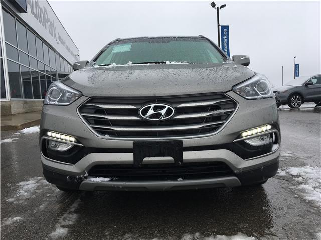 2018 Hyundai Santa Fe Sport 2.4 Luxury (Stk: 18-71441RJB) in Barrie - Image 2 of 30