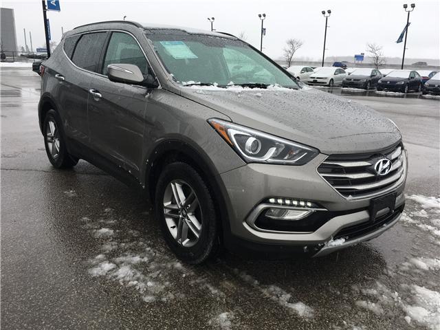 2018 Hyundai Santa Fe Sport 2.4 Luxury (Stk: 18-71441RJB) in Barrie - Image 3 of 30