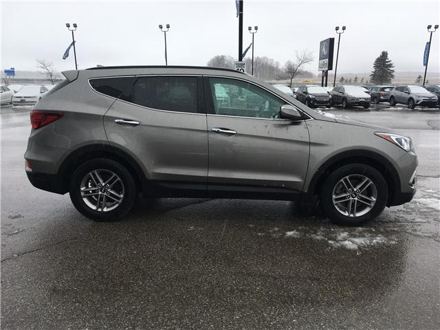 2018 Hyundai Santa Fe Sport 2.4 Luxury (Stk: 18-71441RJB) in Barrie - Image 4 of 30