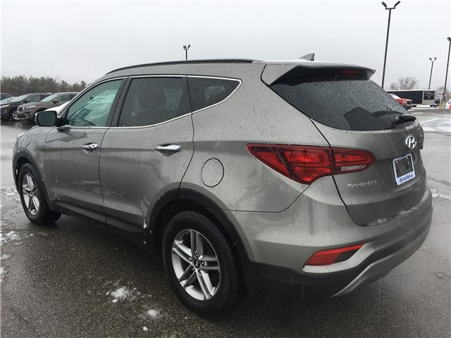 2018 Hyundai Santa Fe Sport 2.4 Luxury (Stk: 18-71441RJB) in Barrie - Image 7 of 30
