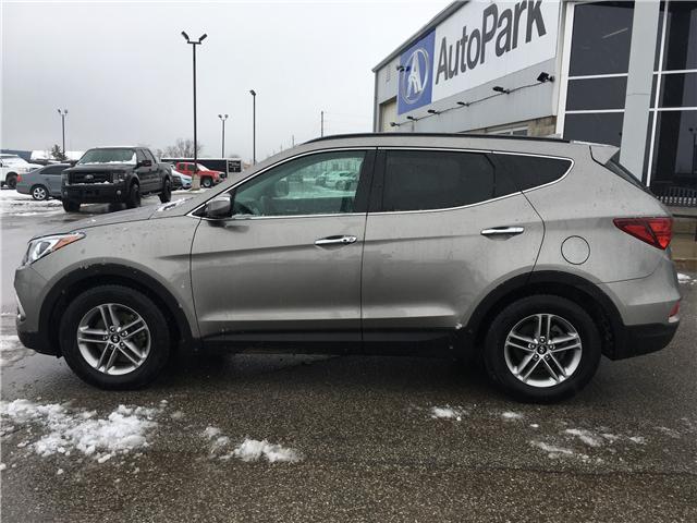 2018 Hyundai Santa Fe Sport 2.4 Luxury (Stk: 18-71441RJB) in Barrie - Image 8 of 30
