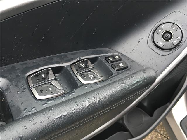 2018 Hyundai Santa Fe Sport 2.4 Luxury (Stk: 18-71441RJB) in Barrie - Image 11 of 30
