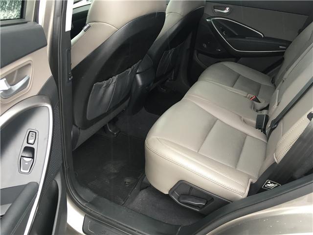 2018 Hyundai Santa Fe Sport 2.4 Luxury (Stk: 18-71441RJB) in Barrie - Image 16 of 30
