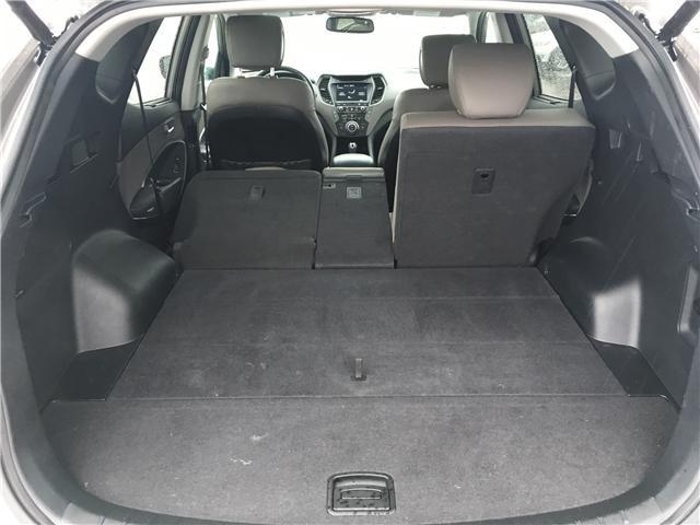 2018 Hyundai Santa Fe Sport 2.4 Luxury (Stk: 18-71441RJB) in Barrie - Image 18 of 30