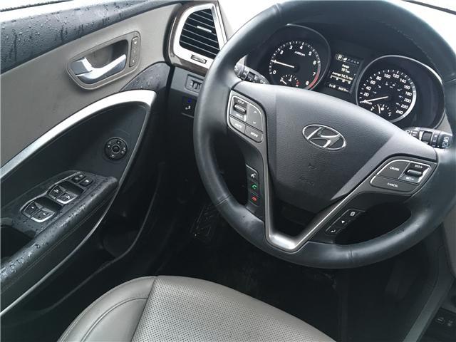 2018 Hyundai Santa Fe Sport 2.4 Luxury (Stk: 18-71441RJB) in Barrie - Image 22 of 30