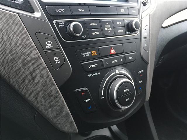 2018 Hyundai Santa Fe Sport 2.4 Luxury (Stk: 18-71441RJB) in Barrie - Image 27 of 30