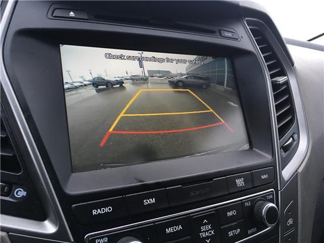 2018 Hyundai Santa Fe Sport 2.4 Luxury (Stk: 18-71441RJB) in Barrie - Image 29 of 30
