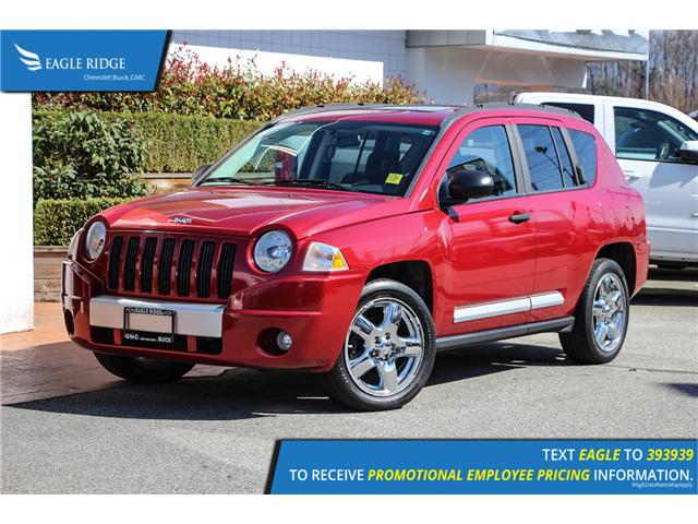 2007 Jeep Compass Limited (Stk: 070016) in Coquitlam - Image 1 of 16