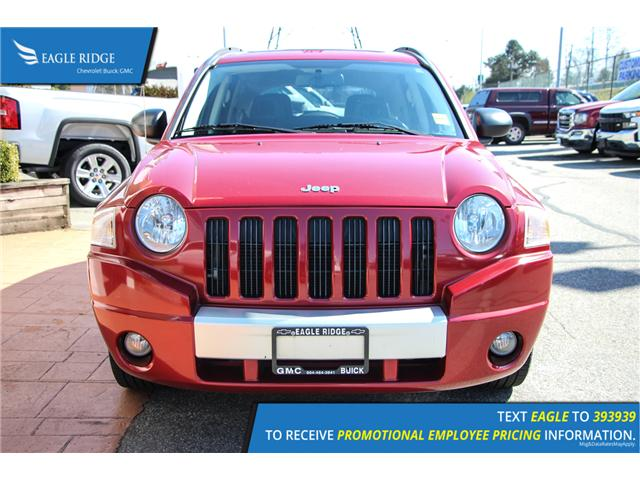 2007 Jeep Compass Limited (Stk: 070016) in Coquitlam - Image 2 of 16