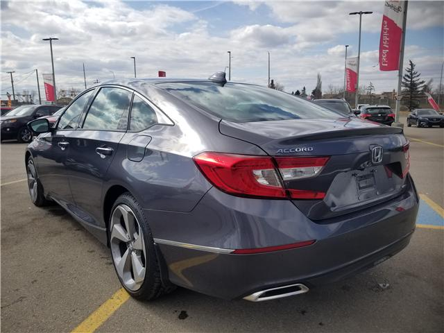 2018 Honda Accord Touring (Stk: U194117) in Calgary - Image 4 of 30