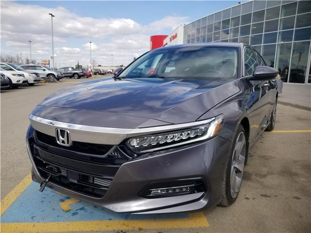 2018 Honda Accord Touring (Stk: U194117) in Calgary - Image 5 of 30