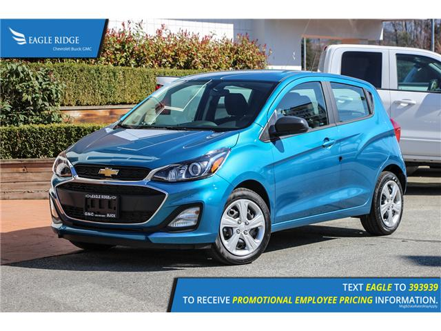 2019 Chevrolet Spark LS CVT (Stk: 93405A) in Coquitlam - Image 1 of 16