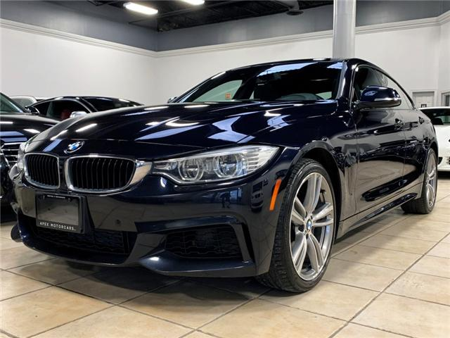 2015 BMW 435 Gran Coupe xDrive (Stk: AP1812) in Vaughan - Image 1 of 24