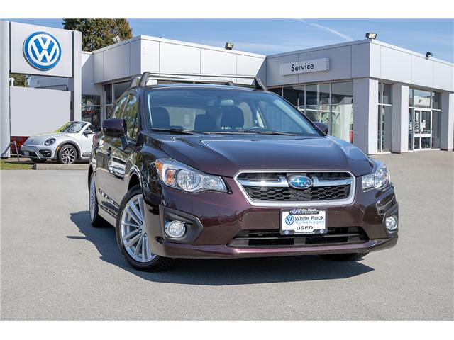 2012 Subaru Impreza 2.0i Limited Package (Stk: JT192188A) in Surrey - Image 1 of 30