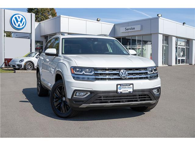 2018 Volkswagen Atlas 3.6 FSI Execline (Stk: VW0826) in Surrey - Image 1 of 29