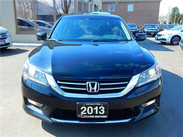 2013 Honda Accord EX-L (Stk: 1HGCR2) in Kitchener - Image 2 of 27