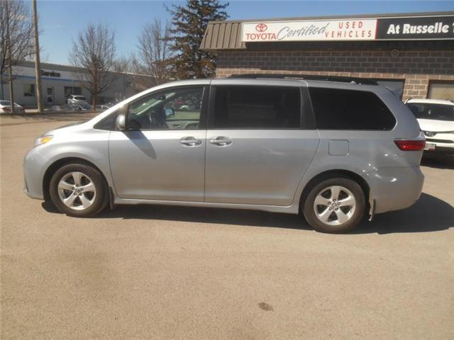2018 Toyota Sienna  (Stk: U7287) in Peterborough - Image 2 of 22