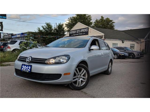 2011 Volkswagen Golf 2.5L Trendline (Stk: 5276) in Mississauga - Image 1 of 15