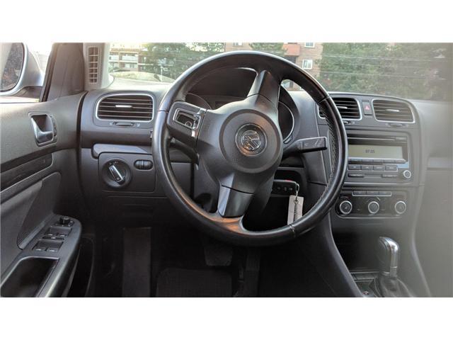 2011 Volkswagen Golf 2.5L Trendline (Stk: 5276) in Mississauga - Image 14 of 15