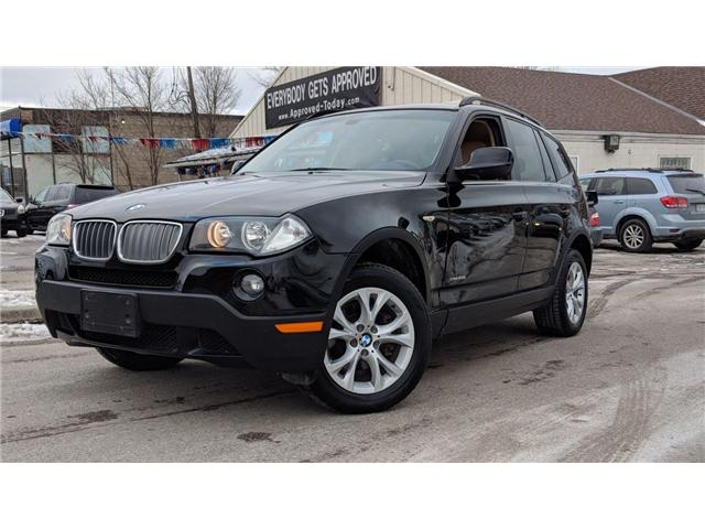 2010 BMW X3 xDrive28i (Stk: 5328) in Mississauga - Image 1 of 29