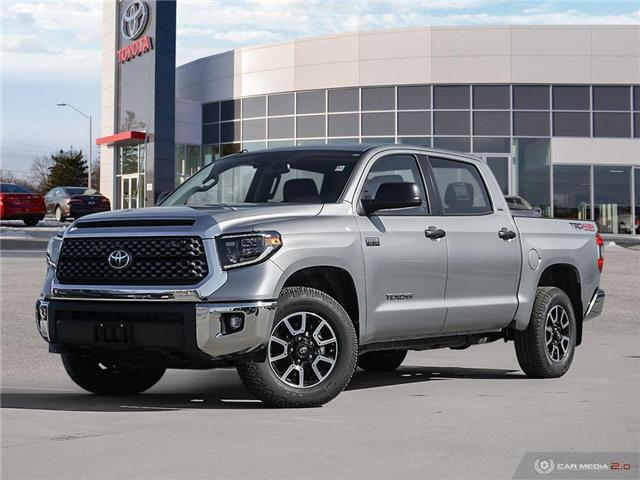 2019 Toyota Tundra TRD Offroad Package (Stk: 219383) in London - Image 1 of 27