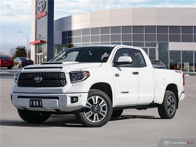 2019 Toyota Tundra TRD Sport Package (Stk: 219387) in London - Image 1 of 27