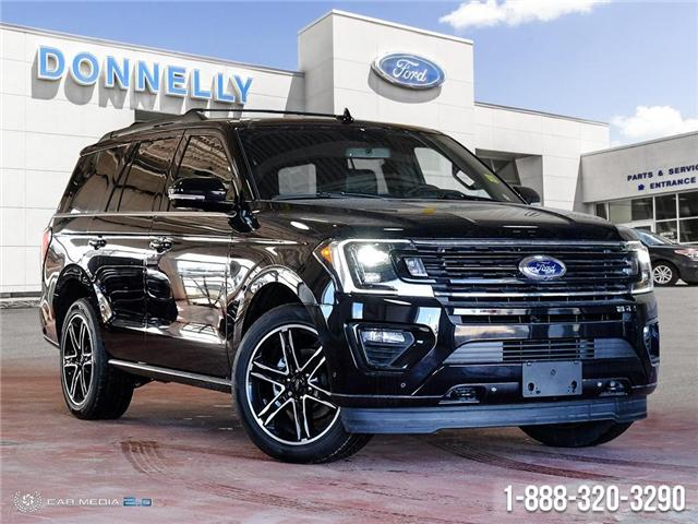 2019 Ford Expedition Limited (Stk: DS308) in Ottawa - Image 1 of 27