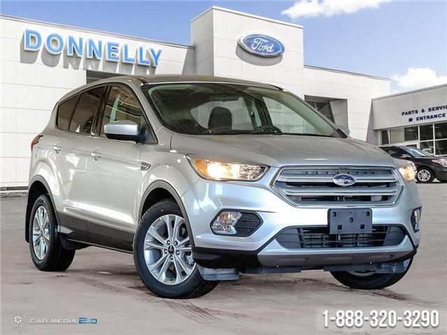 2019 Ford Escape SE (Stk: DS669) in Ottawa - Image 1 of 27