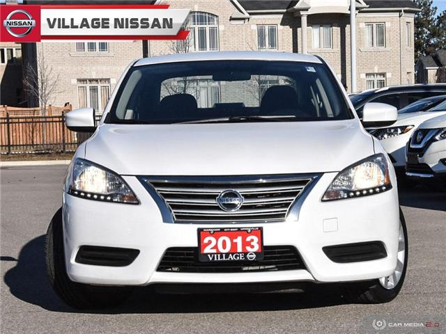 2013 Nissan Sentra 1.8 S (Stk: P2755) in Unionville - Image 2 of 27