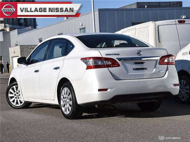 2013 Nissan Sentra 1.8 S (Stk: P2755) in Unionville - Image 4 of 27
