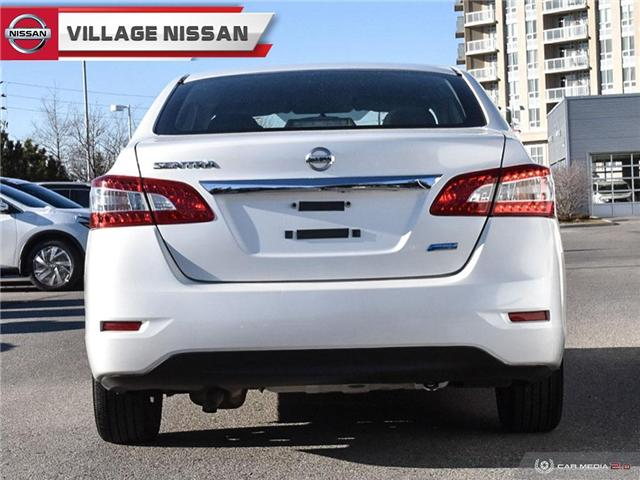 2013 Nissan Sentra 1.8 S (Stk: P2755) in Unionville - Image 5 of 27